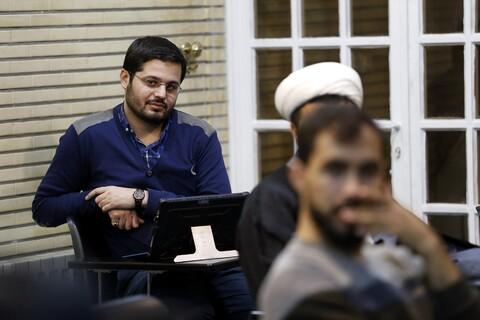 تصاویر/ نشست نقد و بررسی نرم افزار اخلاق اسلامی