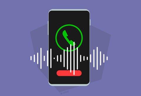 ضبط مکالمه تلفنی