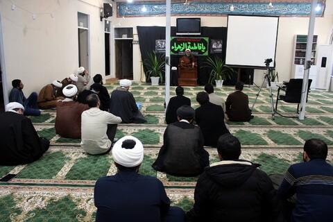 مراسم بزرگداشت سپهبد شهید قاسم سلیمانی در مرکز علوم اسلامی ولی امر