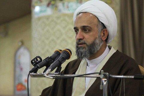 حجت الاسلام والمسلمین حدائق - شیراز