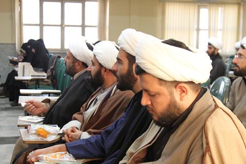 گردهمایی مبلغین فاطمی استان همدان