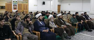 بازدید طلاب حوزه علمیه امام باقر علیه السلام تهران از مرکز نور