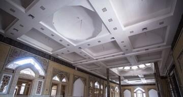 حوزه علمیه در کنار مسجد امام حسن عسکری(ع) قزوین احداث می شود
