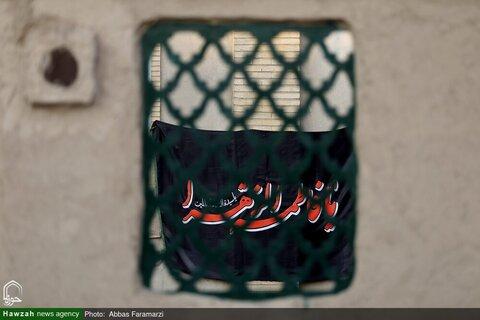 بالصور/ انطلاق فعاليات معرض حي بني هاشم في مجمع النور الثقافي بقم المقدسة