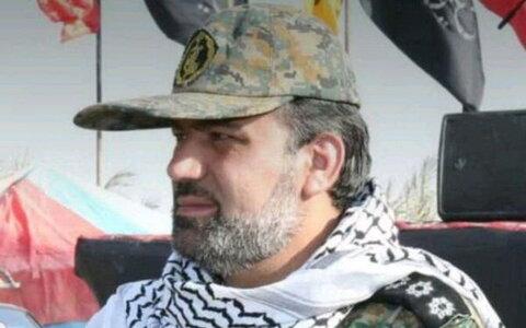 عبدالحسین مجدمی، فرمانده حوزه بسیج شهر دارخوین