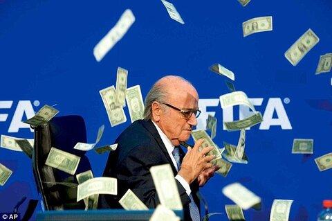 فساد در فدراسیون جهانی فوتبال