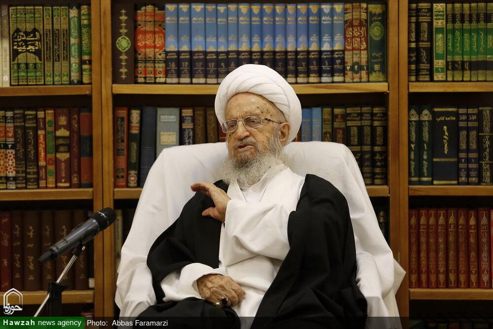 واکنش آیت الله العظمی مکارم به رد صلاحیت 90 نفر از نمایندگان مجلس به دلیل فساد مالی