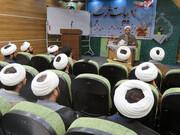 دوره دانشافزایی ادبیات عرب در حوزه علمیه خراسان شمالی برگزار شد