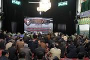 تصاویر/ مراسم ترحیم جانباختگان سقوط هواپیما در همدان