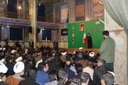 تصاویر/ دیدار رئیس قوه قضائیه با خانواده شهدا و برگزیدگان یزد