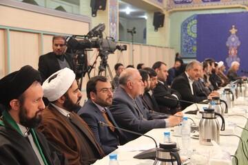 تصاویر/ دیدار نخبگان، کارآفرینان و تولید کنندگان یزد با رئیس قوه قضائیه