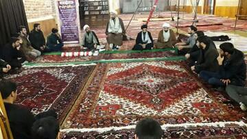مجمع عمومی شورای اجرایی کانون طلاب هلال احمر تبریز برگزار شد