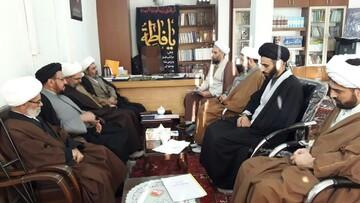 شورای تهذیب مدرسه علمیه تبریز تشکیل جلسه داد
