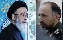 تبریک امام جمعه تبریز به سردار حجازی