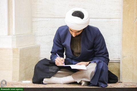 امتحانات پایانی نیمسال اول حوزه علمیه اصفهان