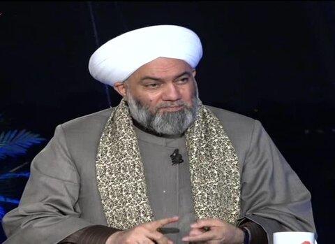 شیخ خالد الملا رئیس جماعت علمای عراق