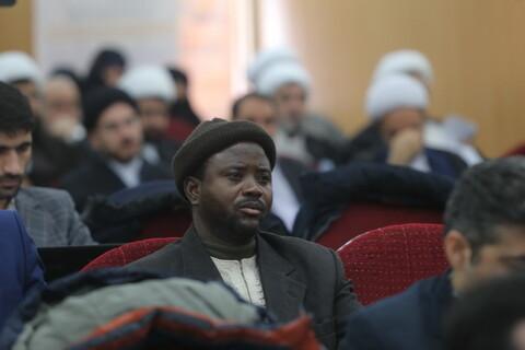 تصاویر / همایش بین المللی نظریه انتظار در اندیشه حضرت آیت الله العظمی خامنه ای