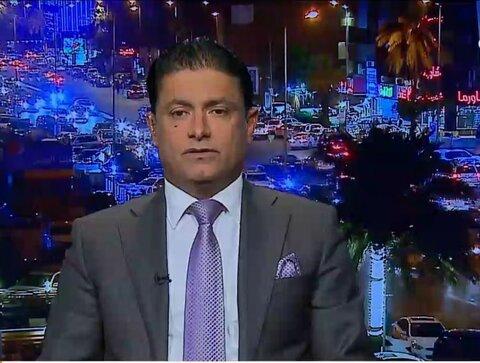 احمد الکنانی نماینده ائتلاف فتح