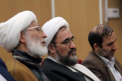تصاویر / اختتامیه همایش بین المللی نظریه انتظار در اندیشه آیت الله العظمی خامنهای