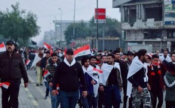 فیلم| تظاهرات میلیونی مردم عراق علیه حضور اشغالگران آمریکایی