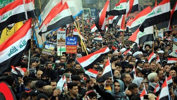 ثورة عشرين ثانية لإنهاء الوجود الأمريكي في العراق