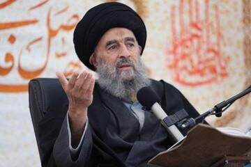 آية الله المدرسي ينتقد تمسك ساسة العراق بالمصالح الحزبية رغم ظروف البلد العسيرة