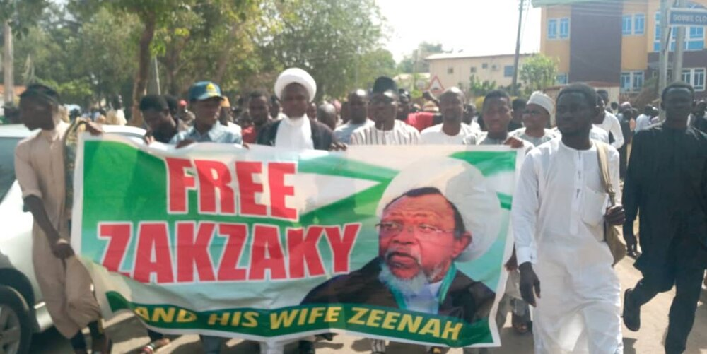 Updates: Sheikh Zakzaky health conditions deteriorating