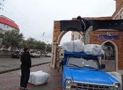 ارسال کمکهای غیرنقدی حوزویان گلستان به مناطق سیلزده سیستان و بلوچستان
