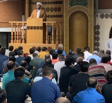الشيخ جبري يشيد بموقف المفتي الصميدعي والمراجع في العراق بمواجهة الفتنة المذهبية