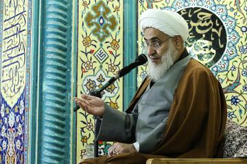 سردار شهید سلیمانی تربیت شده مکتب فاطمی بود