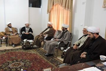 نشست تهذیبی اساتید مدرسه حضرت ولیعصر(عج)تبریز برگزار شد