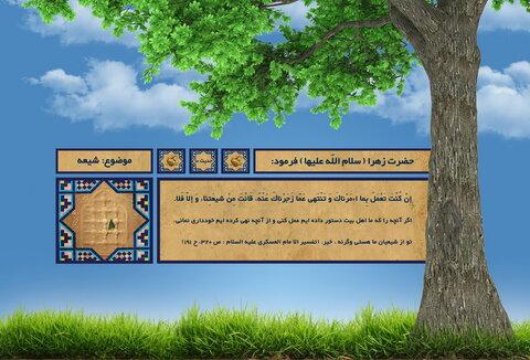 روایتی از حضرت زهرا (س) درباره شیعه