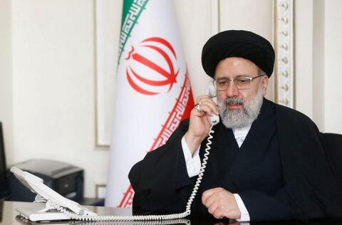 حجت الاسلام والمسلمین رئیسی، رئیس قوه قضائیه