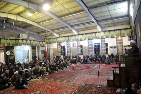 همایش مسئولین هیئات مذهبی قم