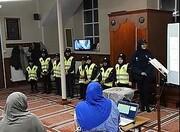 طرح پلیس نوجوان در مساجد ولز نیز اجرایی می شود