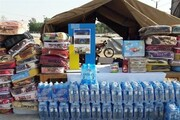 جمع آوری کمک ۷۰۰ میلیون ریالی مدرسه علمیه خضری برای مناطق سیل زده