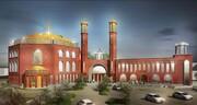 آخرین طراحی ها برای مسجد سه طبقه بولتون انگلستان ارائه شد + تصاویر