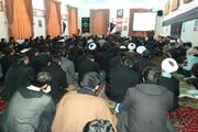 شرکت ۳۰۰ طلبه تبریزی در یک همایش آموزشی