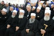 علمای دروزی سوریه مراسم بزرگداشت سردار سلیمانی برگزار کردند+تصاویر