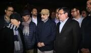 علی عسکری از مراحل ساخت سریال سلمان فارسی بازدید کرد