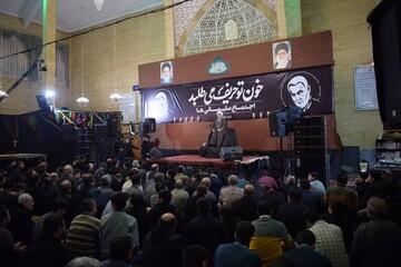 تصاویر / اجتماع سلیمانی ها در تبریز