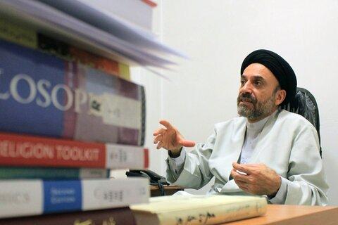 حجتالاسلام والمسلمین سید حسن اسلامی اردکانی
