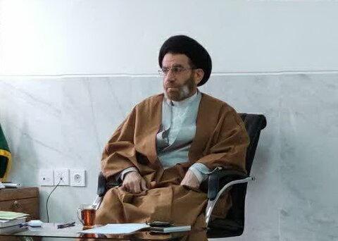 حجت الاسلام والمسلمین سید احمد رضا شاهرخی