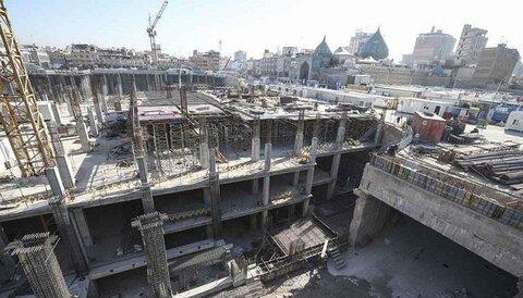العتبة الحسينية تكشف عن موعد افتتاح اجزاء من صحن العقيلة زينب (ع) امام الزائرين + صور