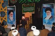 تصاویر/ کارگاه آموزشی فاطمیه(س) در حوزه علمیه کرمانشاه