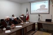 ظرفیتهای علمی و تخصصی نخبگان حوزوی آذربایجان شرقی بررسی شد