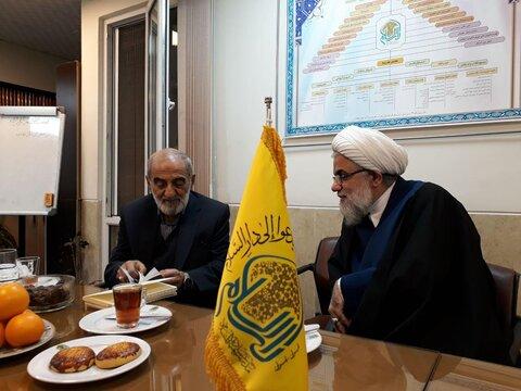 فعالیت های مدرسه علمیه دارالسلام تهران