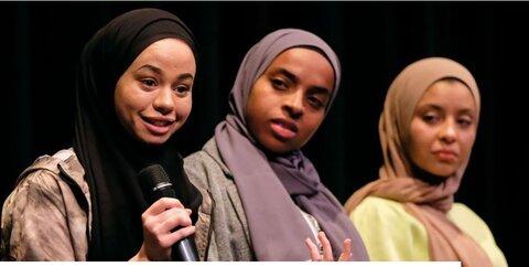 دختران مسلمان از تبعیض در حوزه های ورزشی در غرب می گویند