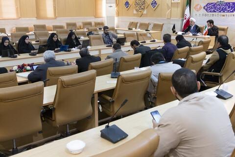 نشست خبری همایش نقش حکمت اسلامی در انقلاب اسلامی