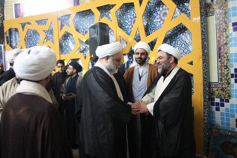 تصاویر/برگزاری کارگاه آموزشی فاطمیه(س) در حوزه علمیه کرمانشاه